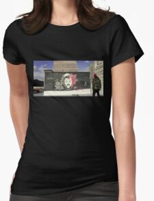 Capital Steez 2047 Womens Fitted T-Shirt