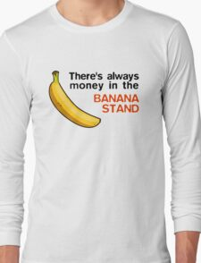 Arrested Development: Banana Stand Money Long Sleeve T-Shirt