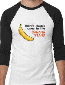 Arrested Development: Banana Stand Money Men's Baseball ¾ T-Shirt