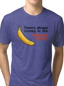 Arrested Development: Banana Stand Money Tri-blend T-Shirt