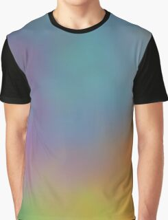 Rainbow Sunset Graphic T-Shirt