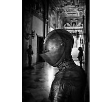 Palace Knights Photographic Print