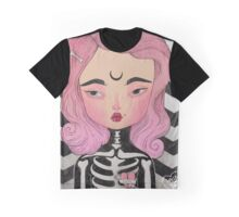 SKULLY ♡ KELLY Graphic T-Shirt