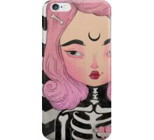 SKULLY ♡ KELLY iPhone Case/Skin