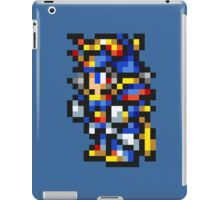 Warrior of Light sprite - FFRK - Final Fantasy I (FF1) iPad Case/Skin