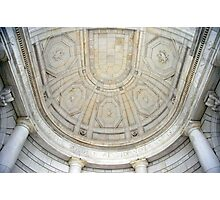 Beneath This Marble Ceiling Photographic Print