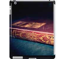 Tale of Intrigue iPad Case/Skin
