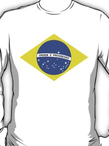 brasil football shirt T-Shirt