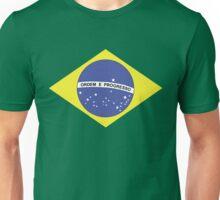 brasil football shirt Unisex T-Shirt