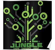 Jungle Online Community Poster