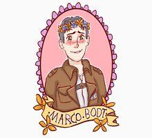Marco Bodt - Flower Crown Cutie Unisex T-Shirt