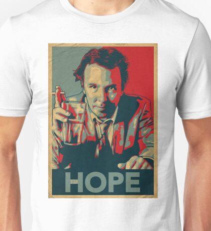 DOUG STANHOPE Unisex T-Shirt