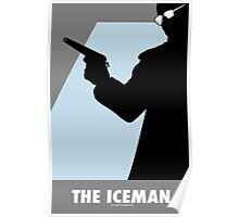 The Iceman- Movie Poster Design Poster