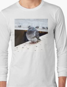 Alone and Fowl Long Sleeve T-Shirt