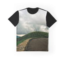 Around The Bend Graphic T-Shirt