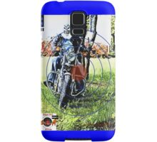 Real Beast Of A Biker Samsung Galaxy Case/Skin
