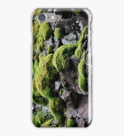Mossy iPhone Case/Skin