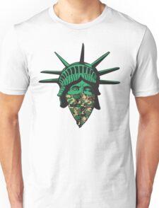 Statue of Liberty Bandana Unisex T-Shirt