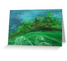 Celtic Spirit Stones Greeting Card