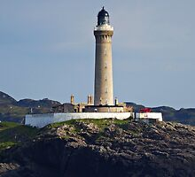Ardnamurchan Lighthouse Scotland by youmeus