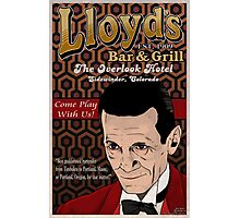 Lloyd's Bar and Grill Photographic Print