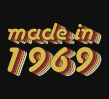 Made in 1969 (Yellow&Red) by ipiapacs