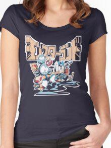 Wonder Boy Women's Fitted Scoop T-Shirt