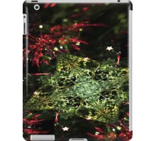 Christmas - Abstract Fractal Artwork iPad Case/Skin