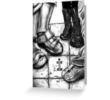 Pathfinder Cronicle #10 Greeting Card