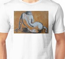 Curves 22 - Nudes Gallery Unisex T-Shirt