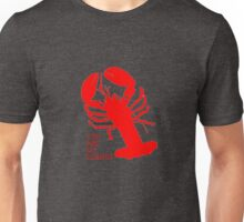 You Are My Lobster (Right) Couples Design Unisex T-Shirt