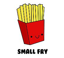 Small Fry Photographic Print