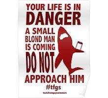 Rin    Danger Poster