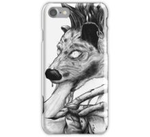 The pathfinder Chronicle 3 - Gnoll iPhone Case/Skin