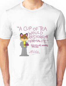 Douglas Adams' Tea Blend No. 42 Unisex T-Shirt