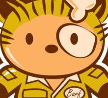 Hello Barf Sticker