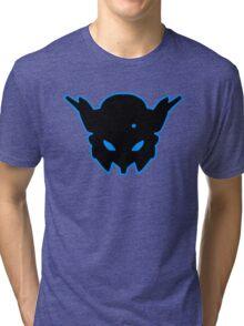 Insignia #2 Blue Tri-blend T-Shirt