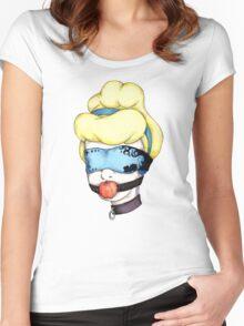 Bibbidi Bobbidi Bondage Women's Fitted Scoop T-Shirt