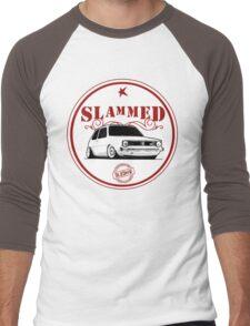 DLEDMV - Slammed Men's Baseball ¾ T-Shirt