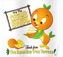 Florida Orange Bird - Disney World Poster