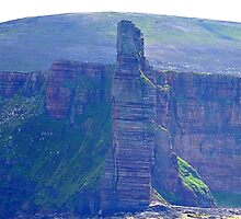 Old Man of Hoy, Hoy, Orkney Islands, Scotland by youmeus