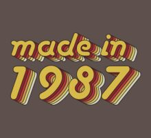 Made in 1987 (Yellow&Red) by ipiapacs