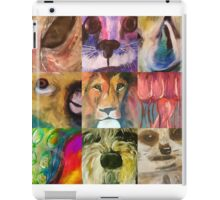 Animal fayre #2 iPad Case/Skin