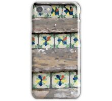 Tile Nestled in Stairs iPhone Case/Skin