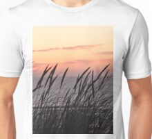 Dune Grass At Sunset Unisex T-Shirt