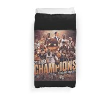 Cleveland cavaliers Champ's Duvet Cover