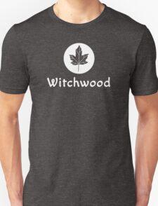 Witchwood Leaf (White) Unisex T-Shirt