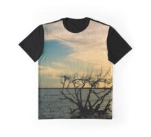 Watering Tree Graphic T-Shirt