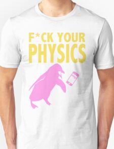 Nagisa || Physics (censored) Unisex T-Shirt