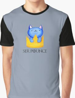 Ser Pounce-a-lot Graphic T-Shirt